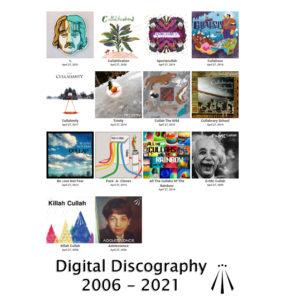 Digital Discography Bundle [15 albums w/ bonus]