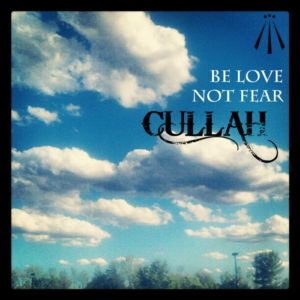 Be Love Not Fear (Instrumental)