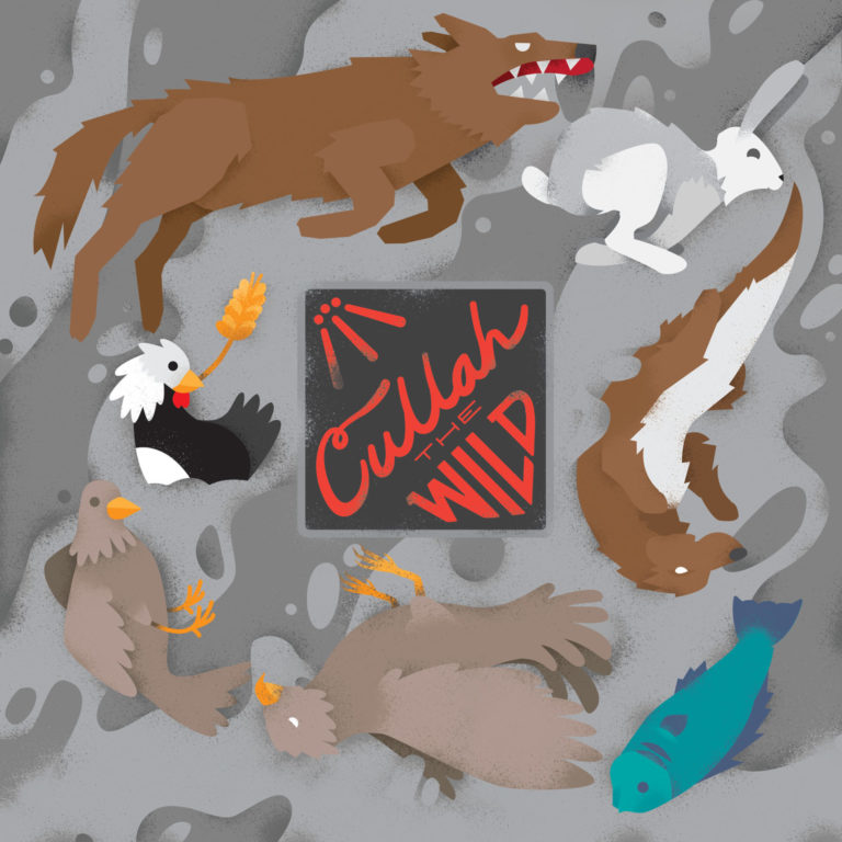 Cullah The Wild Instrumentals
