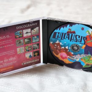 Cullahsus Jewel Case CD