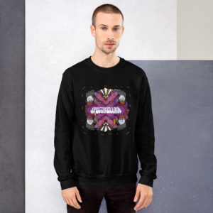 Spectacullah Crew Neck Sweatshirt