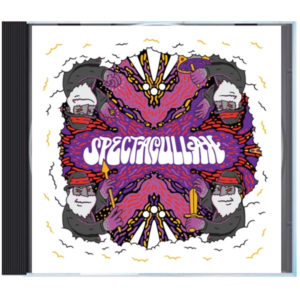 Spectacullah [Jewel Case CD]