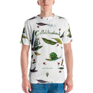 Cullahtivation All-over Jersey T-Shirt